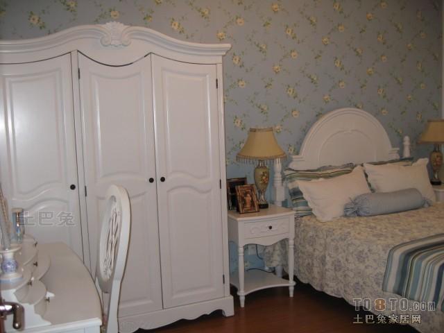 109平米三居卧室混搭欣赏图卧室潮流混搭卧室设计图片赏析