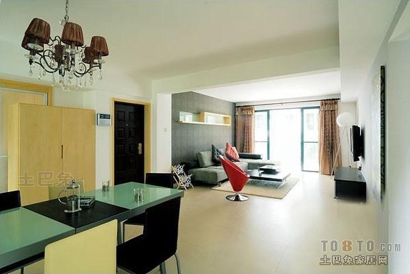精美93平方三居客厅混搭装修设计效果图客厅潮流混搭客厅设计图片赏析