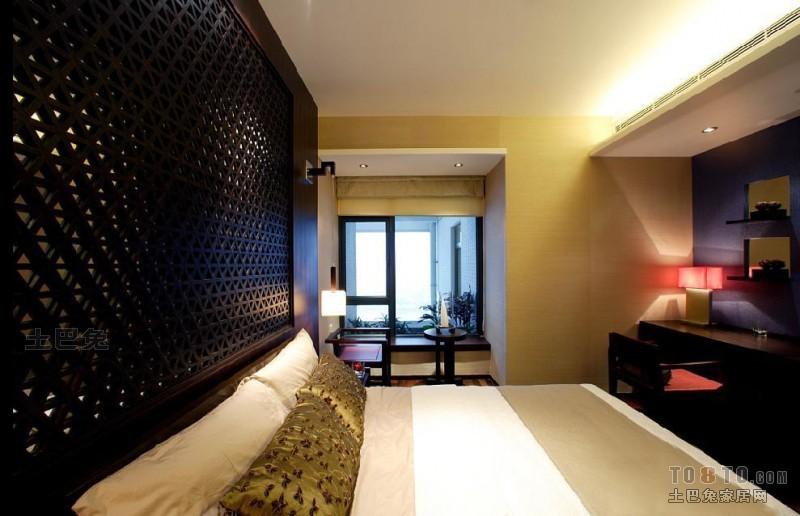 精选114平米混搭复式卧室装修实景图卧室潮流混搭卧室设计图片赏析