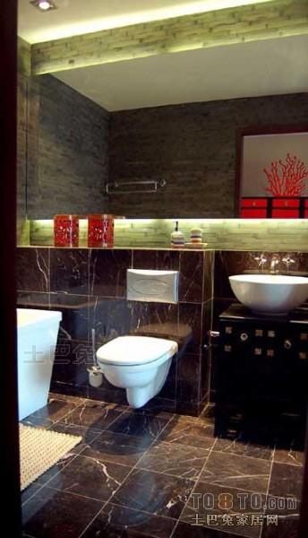 精选107平米三居卫生间混搭装修图片卫生间潮流混搭卫生间设计图片赏析