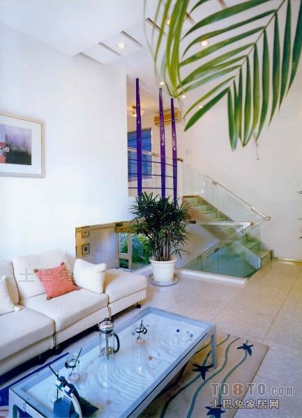 139平米混搭复式客厅装修实景图片大全客厅潮流混搭客厅设计图片赏析