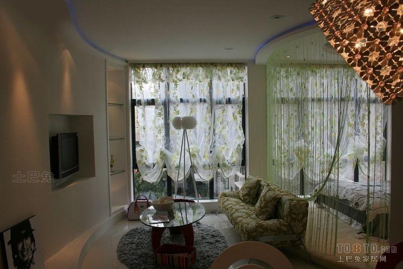 简约风格客厅客厅潮流混搭客厅设计图片赏析