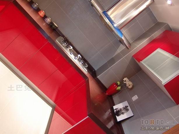 精选面积95平混搭三居厨房装修设计效果图片欣赏餐厅潮流混搭厨房设计图片赏析