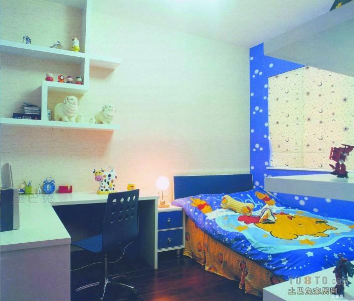 精选139平米混搭复式儿童房装修欣赏图片大全卧室潮流混搭卧室设计图片赏析