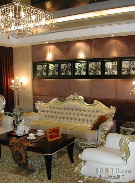 精致111平混搭四居客厅装修设计图客厅潮流混搭客厅设计图片赏析