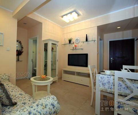 热门89平米二居客厅混搭装修设计效果图片大全客厅潮流混搭客厅设计图片赏析