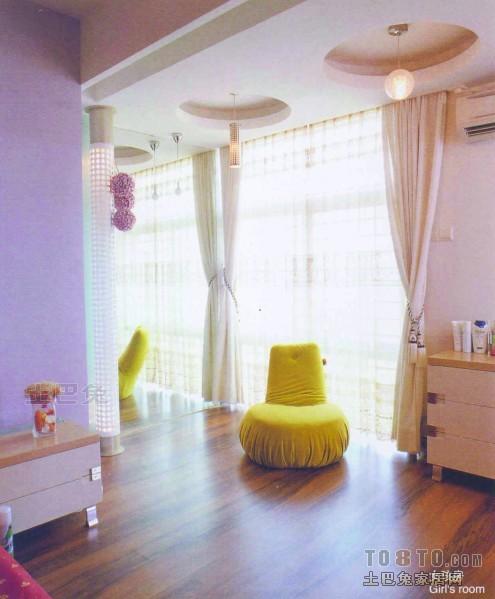 精选混搭复式儿童房装修图片卧室潮流混搭卧室设计图片赏析
