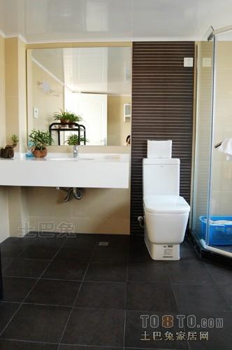 精选133平米混搭复式卫生间装修设计效果图卫生间潮流混搭卫生间设计图片赏析