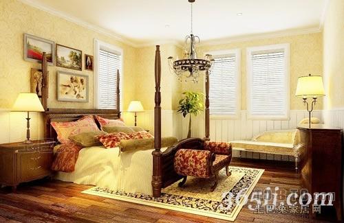 悠雅78平混搭复式卧室装修案例卧室潮流混搭卧室设计图片赏析