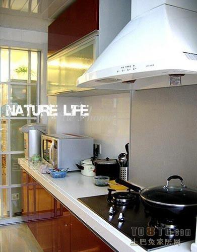 热门面积79平小户型厨房混搭欣赏图片餐厅潮流混搭厨房设计图片赏析