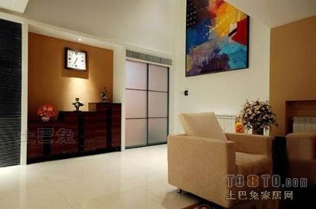温馨71平混搭复式客厅装修装饰图客厅潮流混搭客厅设计图片赏析
