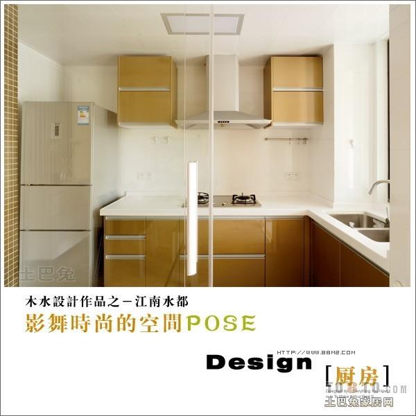 热门混搭二居厨房装修效果图片大全餐厅潮流混搭厨房设计图片赏析