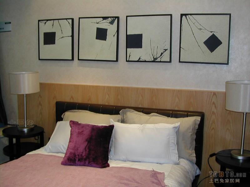 精选面积143平混搭四居卧室装修设计效果图片卧室潮流混搭卧室设计图片赏析