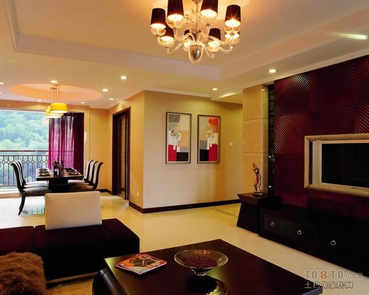 典雅153平混搭四居客厅美图客厅潮流混搭客厅设计图片赏析