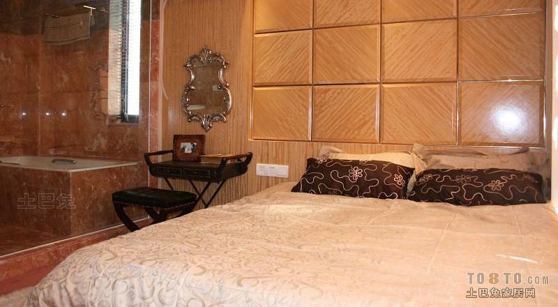 浪漫27平混搭小户型卧室装修美图卧室潮流混搭卧室设计图片赏析