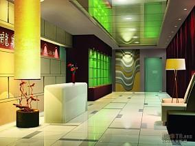 宾馆前厅装修设计