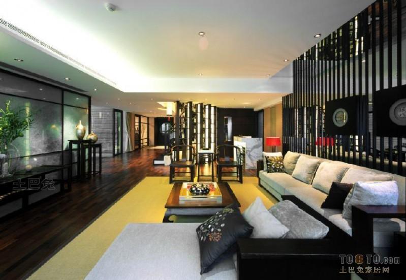 热门112平米混搭复式客厅效果图片欣赏客厅潮流混搭客厅设计图片赏析