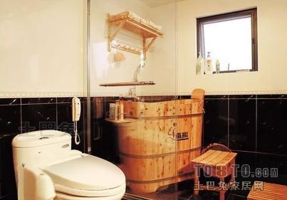 热门134平米混搭复式卫生间装修欣赏图片卫生间潮流混搭卫生间设计图片赏析