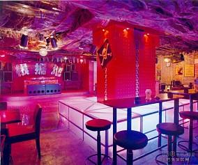 根据地酒吧大厅设计图片