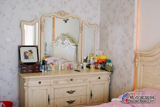 精选大小102平混搭三居卧室装修效果图片卧室潮流混搭卧室设计图片赏析