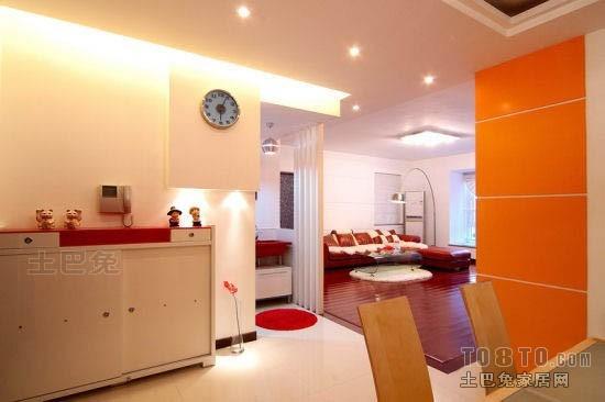 大小105平混搭三居餐厅装修设计效果图片欣赏厨房潮流混搭餐厅设计图片赏析