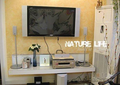 平米混搭小户型客厅装修实景图片欣赏客厅潮流混搭客厅设计图片赏析