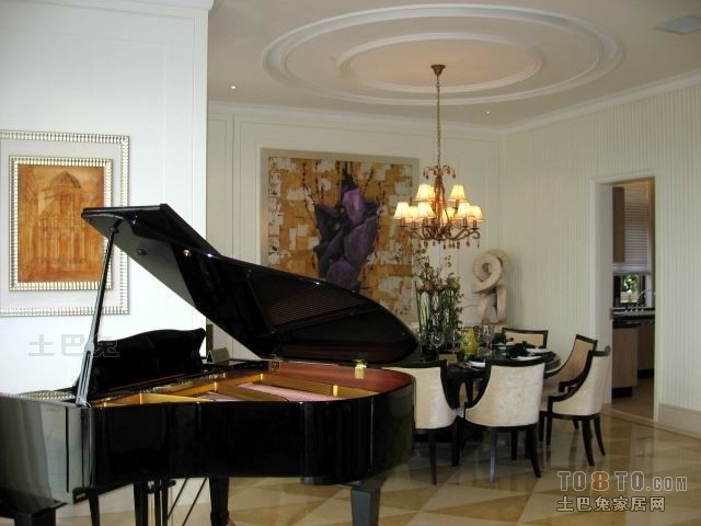 客厅8.bmp客厅潮流混搭客厅设计图片赏析