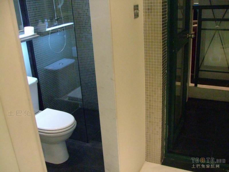 精选面积84平混搭二居卫生间装修效果图片大全卫生间潮流混搭卫生间设计图片赏析