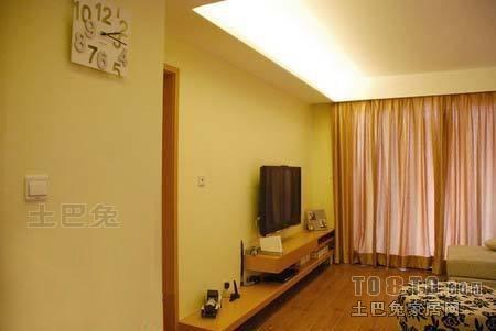 温馨102平混搭三居客厅装饰图片客厅潮流混搭客厅设计图片赏析