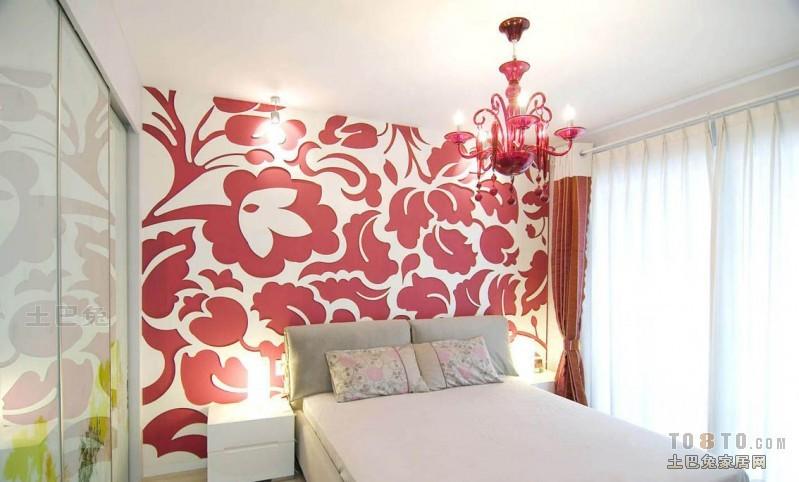 热门95平方三居卧室混搭装修欣赏图片大全卧室潮流混搭卧室设计图片赏析