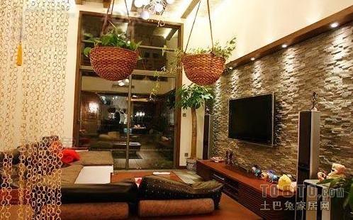 精美102平客厅三居混搭实景图客厅潮流混搭客厅设计图片赏析