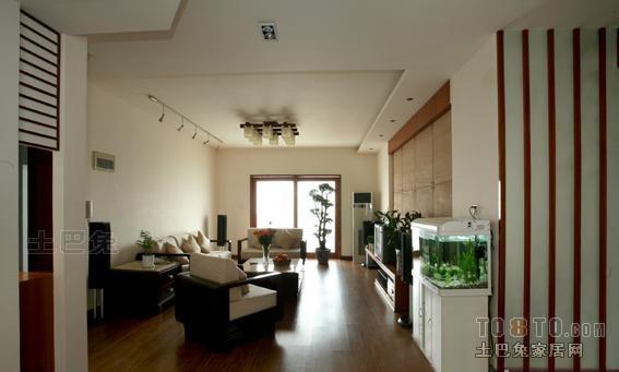 热门106平米三居客厅混搭装修欣赏图片大全客厅潮流混搭客厅设计图片赏析