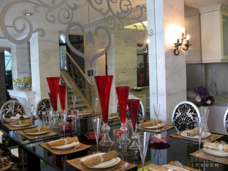 餐厅2.jpg厨房潮流混搭餐厅设计图片赏析