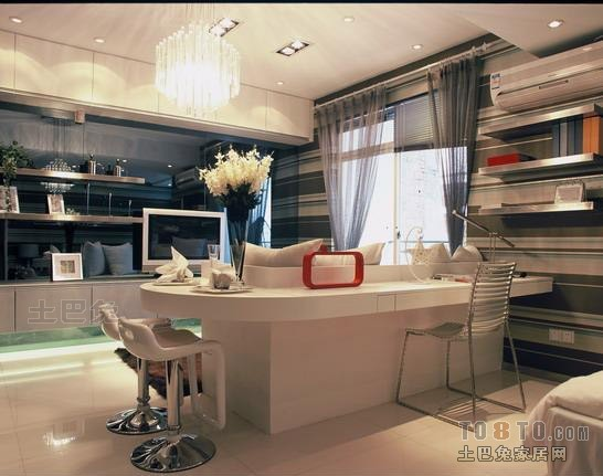 精美大小92平混搭三居客厅装修效果图片大全客厅潮流混搭客厅设计图片赏析