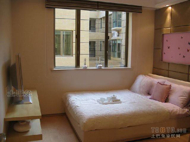 精美84平米二居卧室混搭装修实景图片卧室潮流混搭卧室设计图片赏析