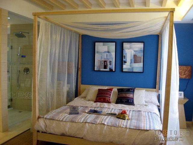 大气80平混搭三居卧室效果图片大全卧室潮流混搭卧室设计图片赏析