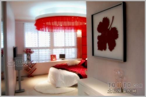 大气26平混搭小户型卧室布置图卧室潮流混搭卧室设计图片赏析