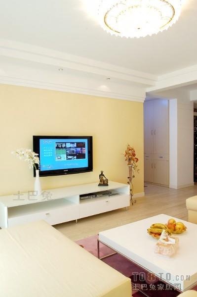 轻奢41平混搭复式客厅设计案例客厅潮流混搭客厅设计图片赏析