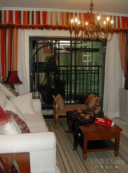 平混搭二居客厅装修设计效果图片大全客厅潮流混搭客厅设计图片赏析
