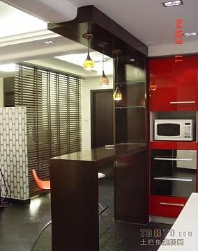 热门70平米二居厨房混搭欣赏图片大全