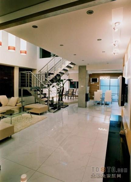 热门112平米混搭复式客厅装饰图片客厅潮流混搭客厅设计图片赏析
