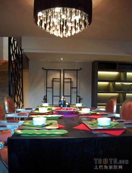 热门大小98平混搭三居餐厅装修图片大全厨房潮流混搭餐厅设计图片赏析