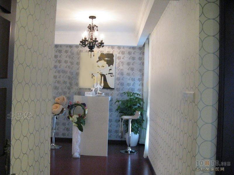 平混搭小户型餐厅装修图片厨房潮流混搭餐厅设计图片赏析