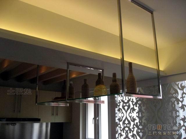 平米三居餐厅混搭装修欣赏图片厨房潮流混搭餐厅设计图片赏析