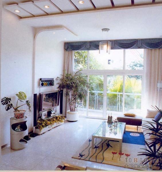 热门133平米混搭复式客厅装饰图片客厅潮流混搭客厅设计图片赏析