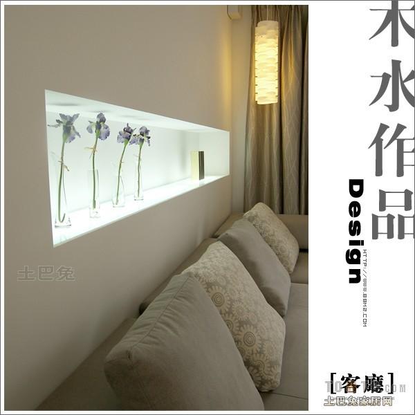典雅128平混搭四居客厅装饰美图功能区其他功能区设计图片赏析
