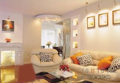 精美98平客厅三居混搭装修欣赏图片客厅潮流混搭客厅设计图片赏析