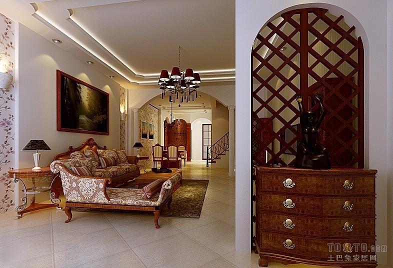平混搭二居客厅图片欣赏客厅潮流混搭客厅设计图片赏析