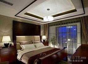 80平米两室一厅简欧卧室