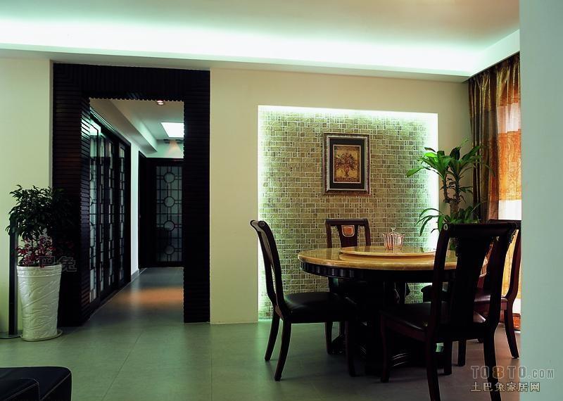 精选100平米三居餐厅混搭装修图片大全厨房潮流混搭餐厅设计图片赏析
